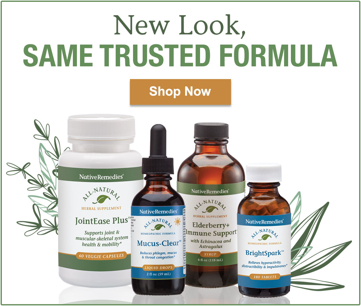 New Look, Same Trusted Formula