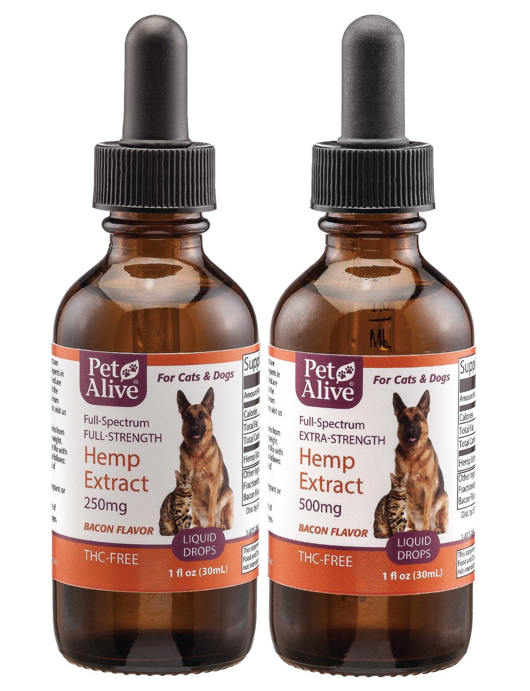 Hemp Extract for Pets