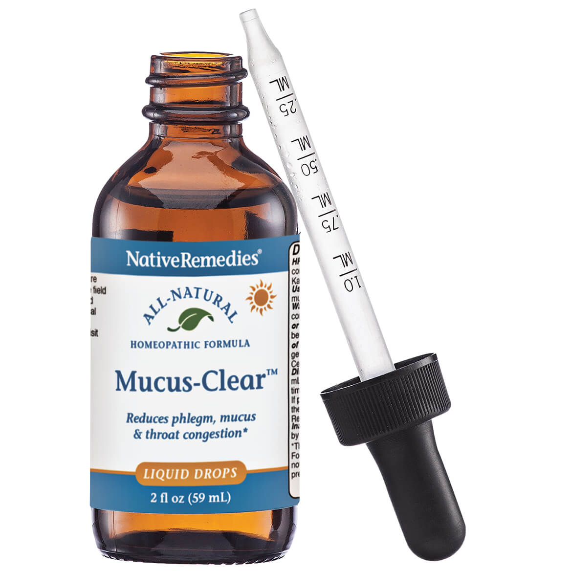 Mucus-Clear™ for Phlegm & Congestion-343693