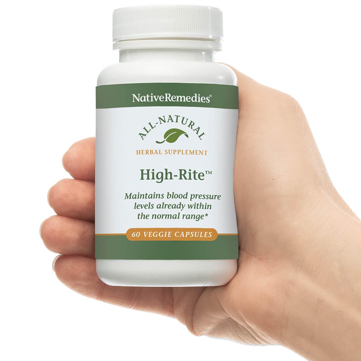 High-Rite™ Veggie Caps for Cardiovascular Health-346772