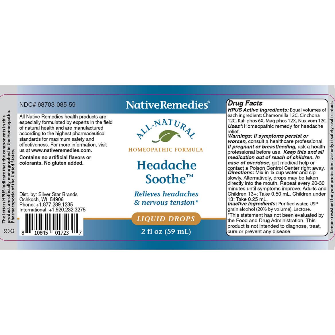 Headache Soothe™-350107