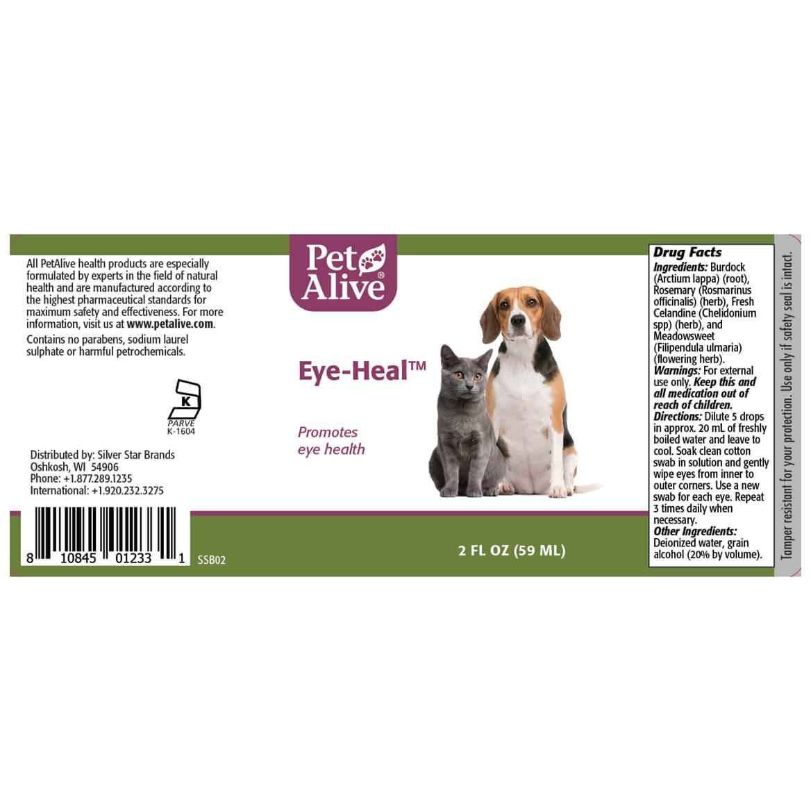 Eye-Heal™ for Healthy Eyes in Pets-351894