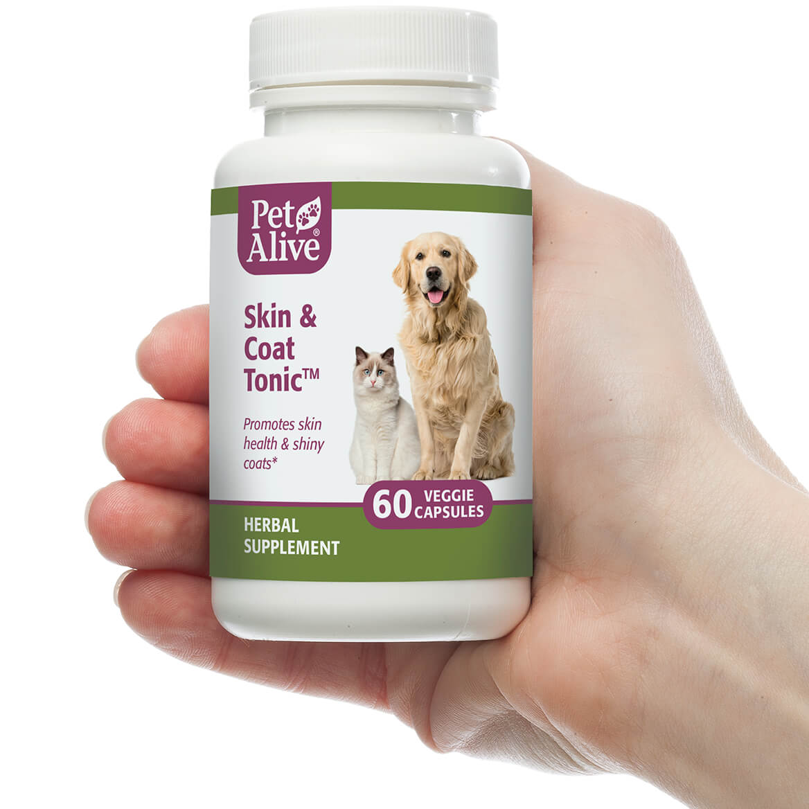 Skin and Coat Tonic™ for Shiny & Glossy Fur-351908