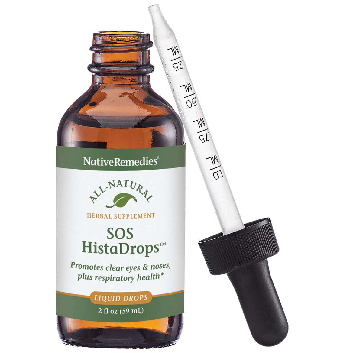 SOS HistaDrops™ for Normal Histamine Levels-351949