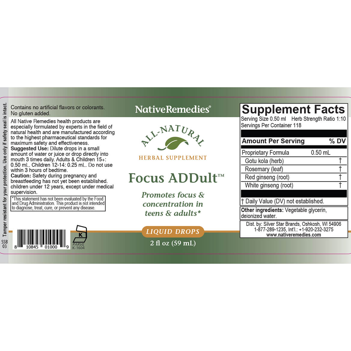 FocusPlus ComboPack for Adults-352237