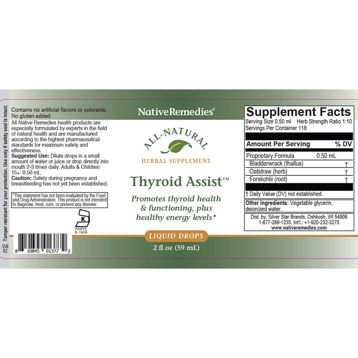 Thyroid Plus UltraPack-352419