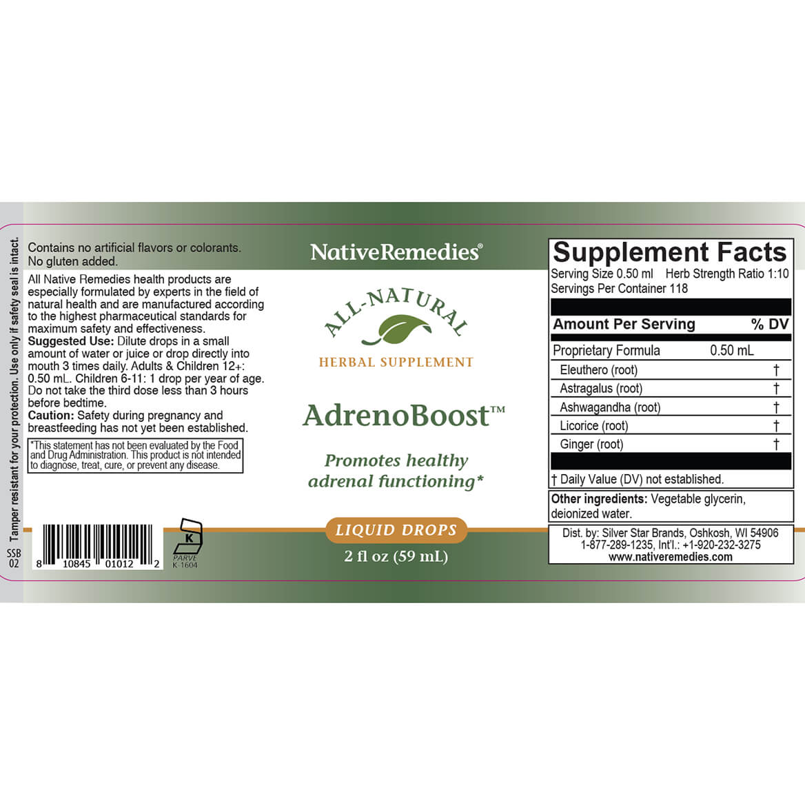 AdrenoBoost™ for Adrenal Support-352485