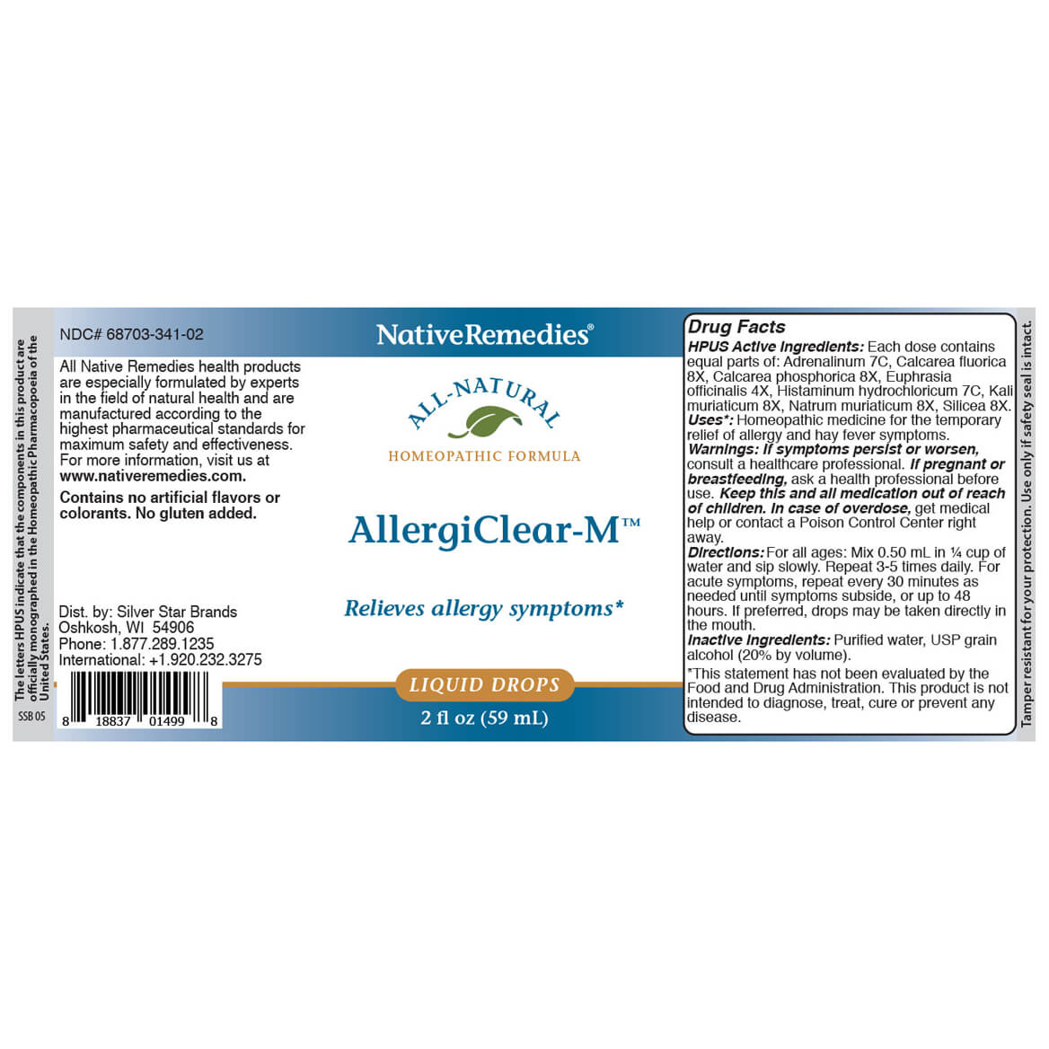 Complete AllergiClear ComboPack-352708