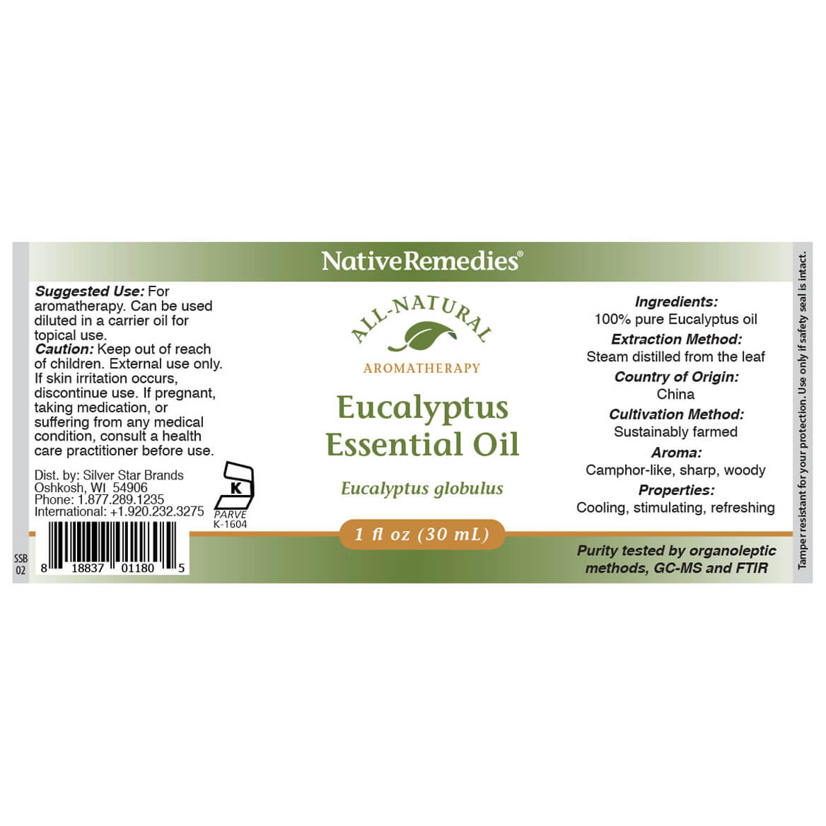 Eucalyptus Essential Oil-354289