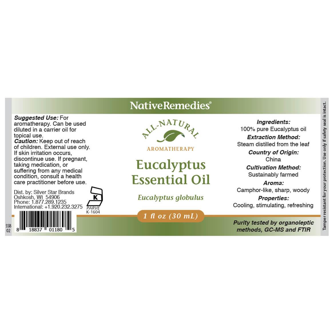 Eucalyptus Essential Oil-354289