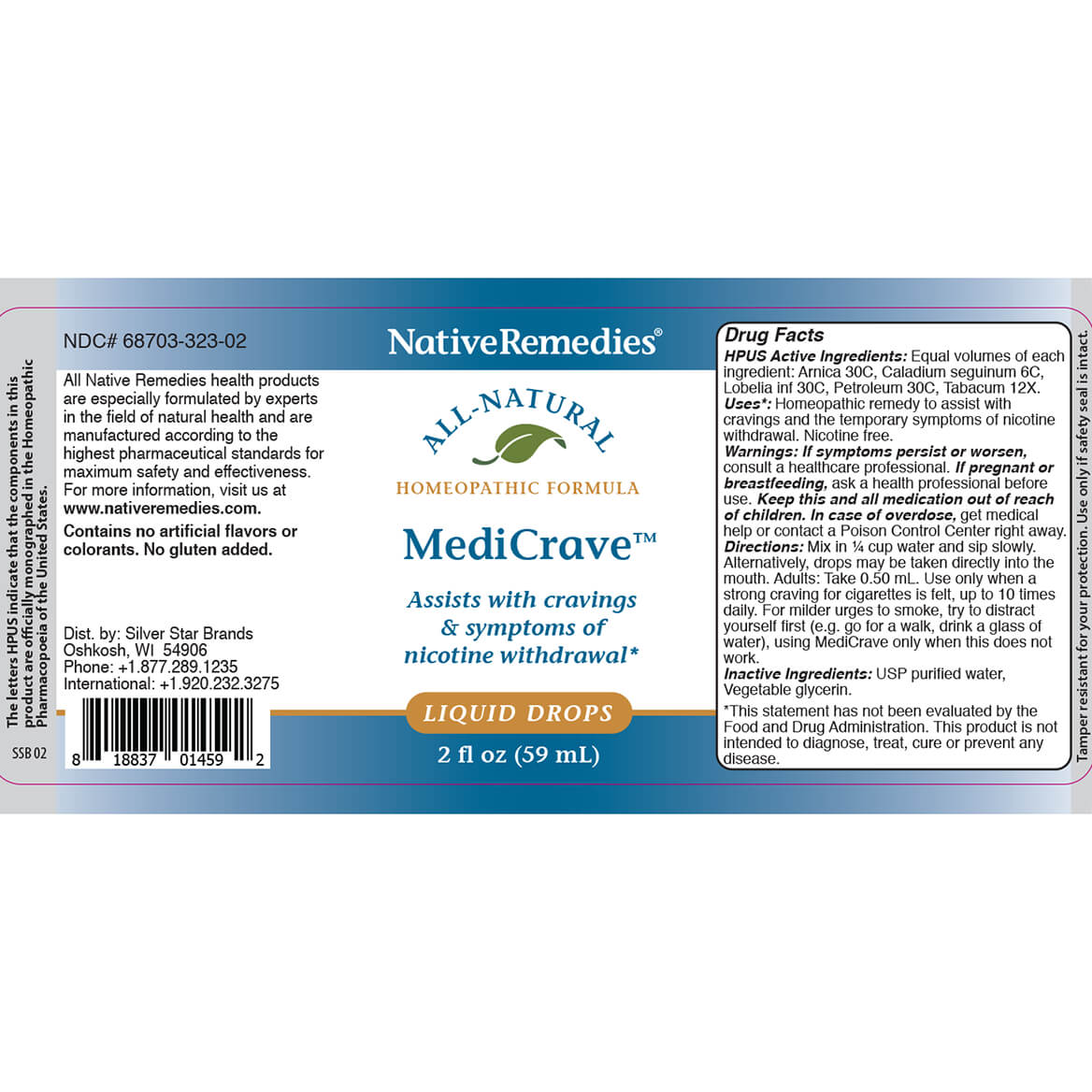MediCrave™ for Nicotine Craving Symptoms-367193