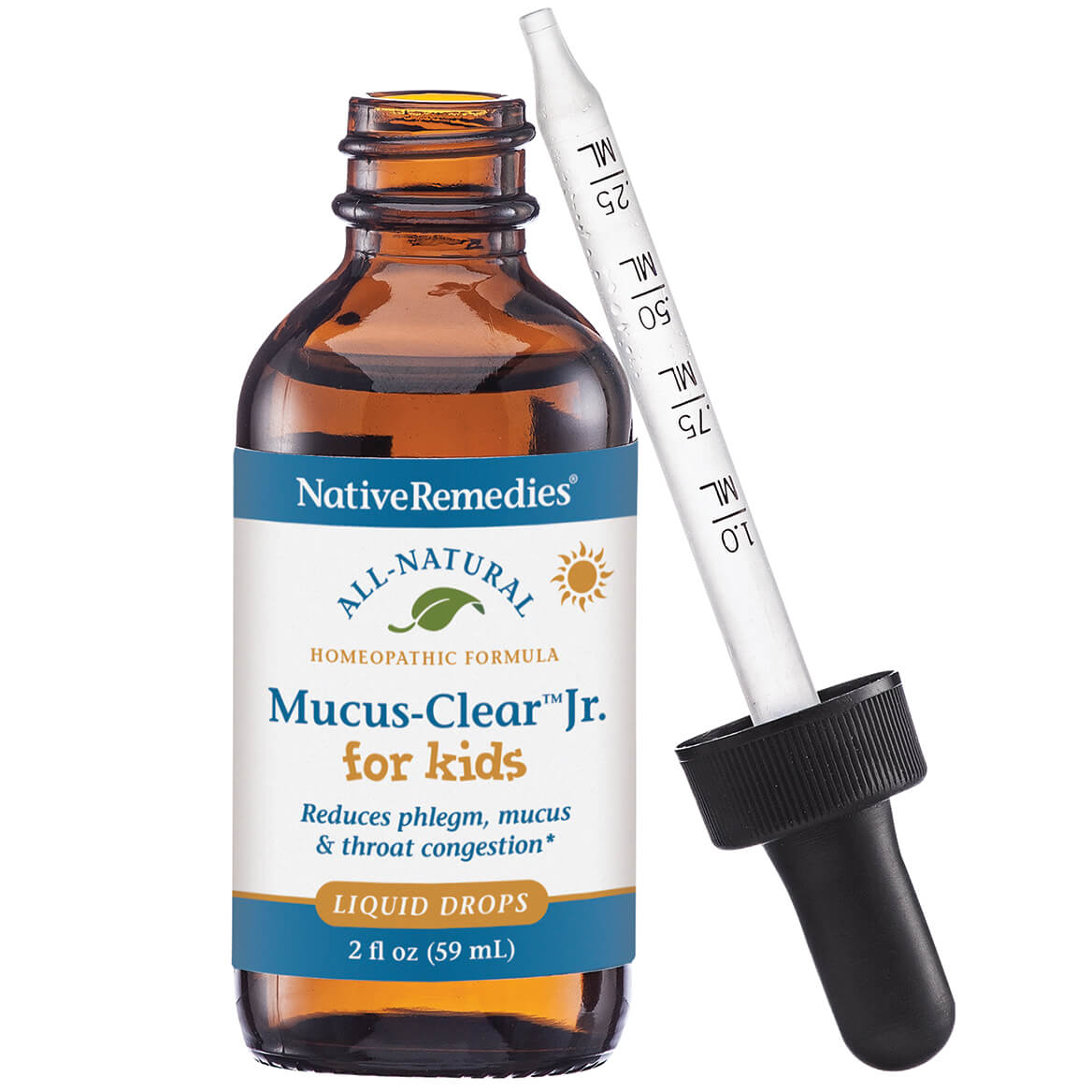 Mucus-Clear™ Jr.  for Phlegm & Congestion in Children and Babies-367997