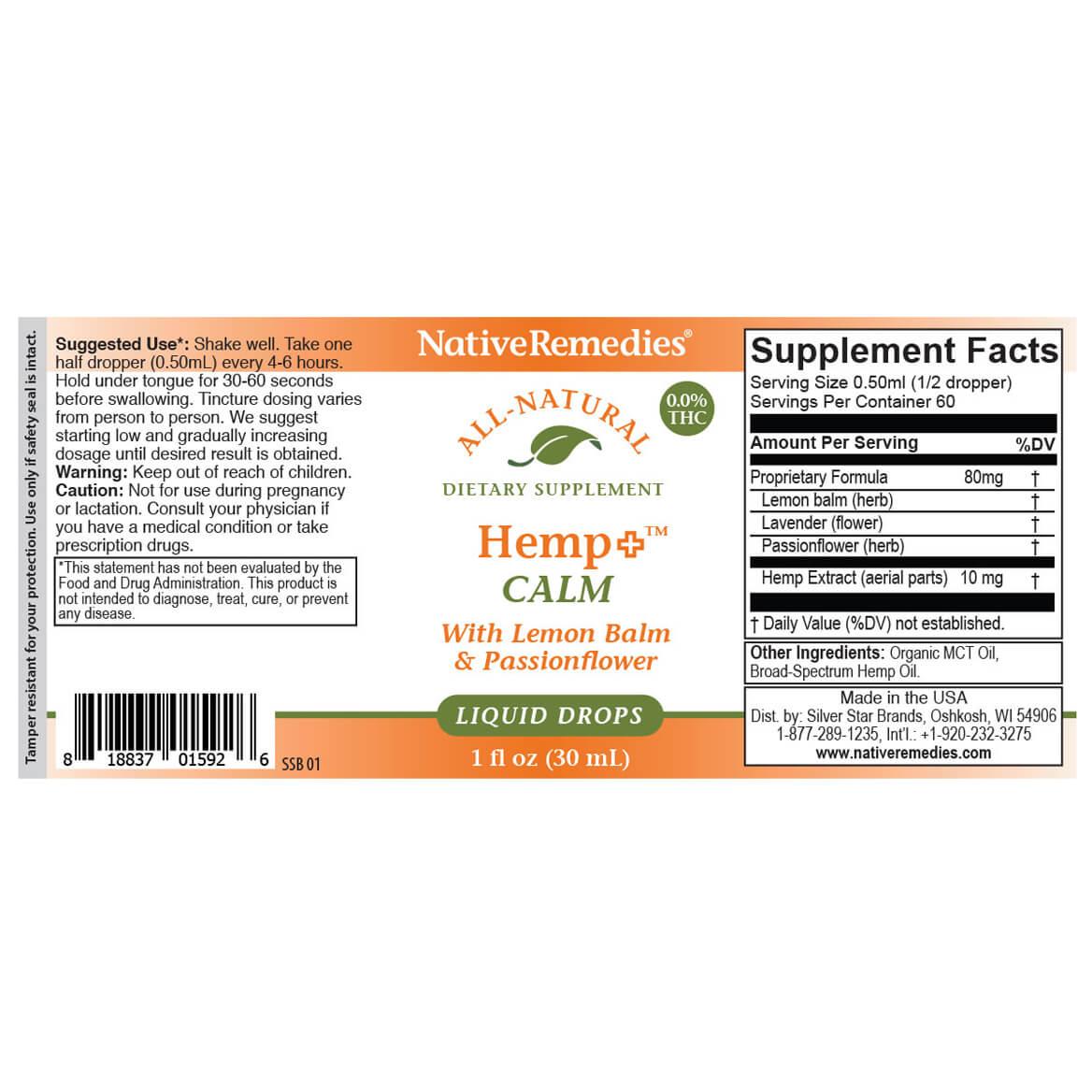 Hemp + Calm-371650
