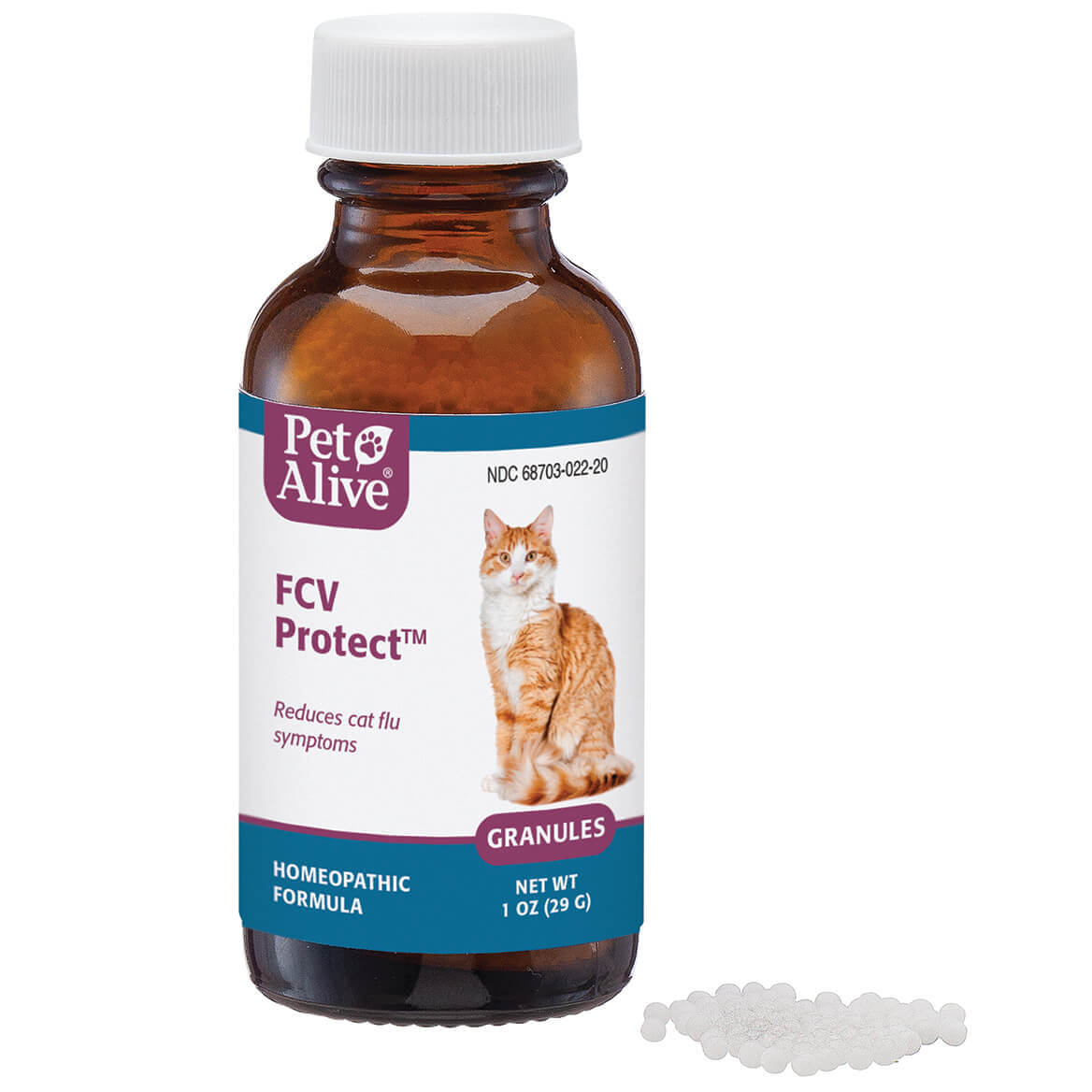 FCV Protect™ Granules for Cat Respiratory Problems-371828