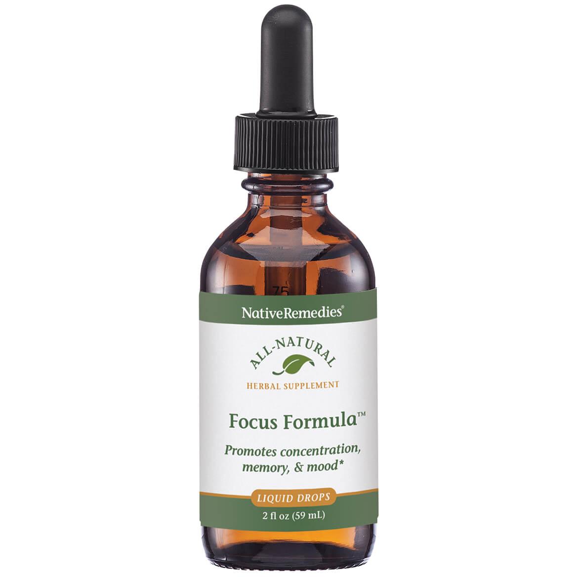 Focus Formula™ for Concentration & Mental Focus-351829