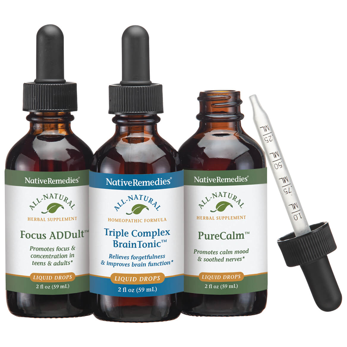 Focus & Mood UltraPack for Adults-352250