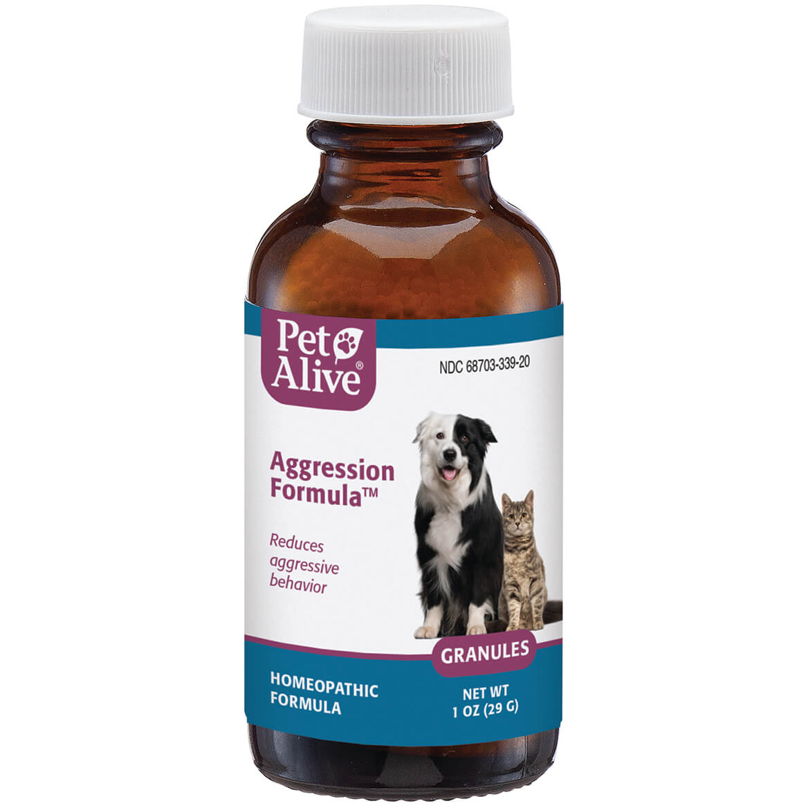 PetAlive® Aggression Formula™ Granules-371823